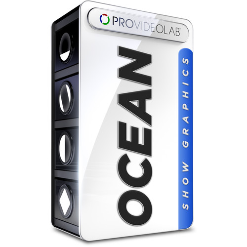 PRO VIDEO LAB Ocean Show Graphics (Download)