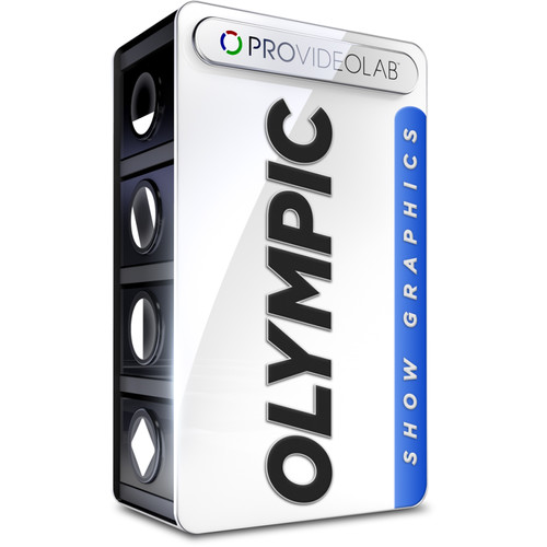 PRO VIDEO LAB Olympic Show Graphics (Download)