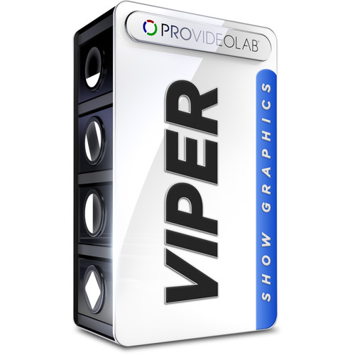 PRO VIDEO LAB Viper Show Graphics (Download)