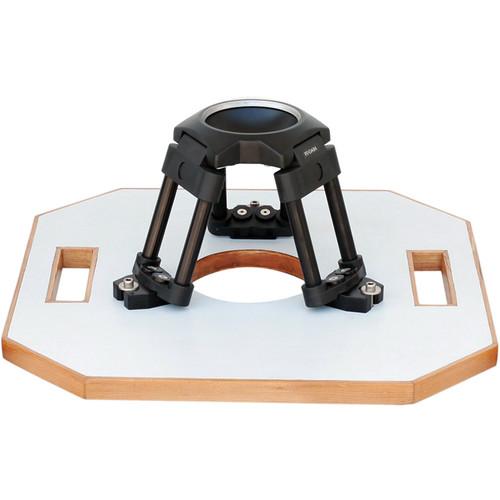 Proaim Heavy-Duty Cinema Hi-Hat with Octagonal Board (100mm)