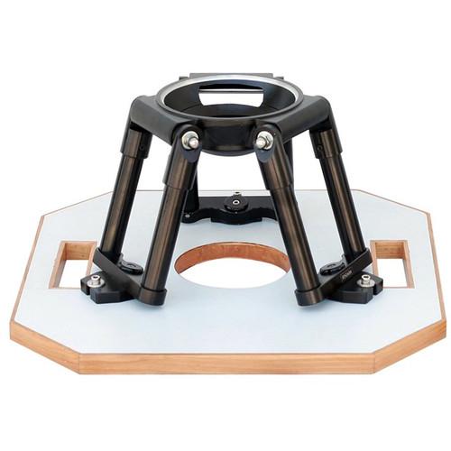 Proaim Heavy-Duty Cinema Hi-Hat with Octagonal Board (150mm)