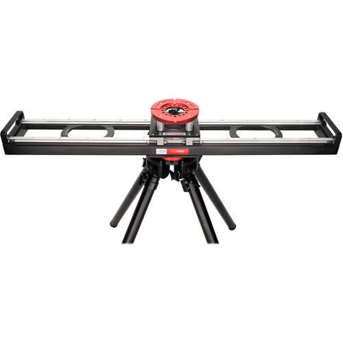 Proaim Flyking Precision Camera Slider with Mitchell Mount (4')