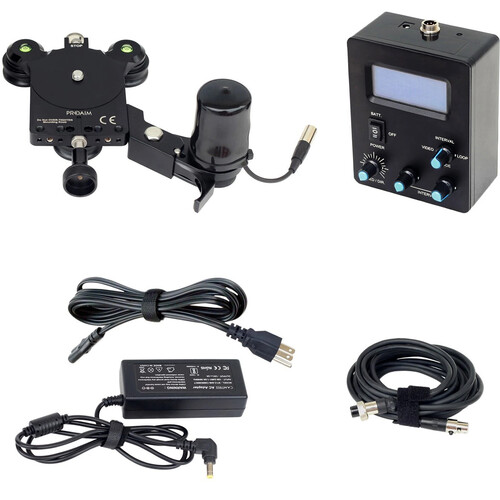 Proaim Advanced Motion Control System for Line Sliders