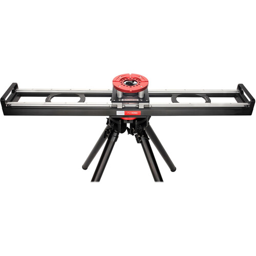 Proaim Flyking Precision Camera Slider with Mitchell Mount and Flight Case (4')