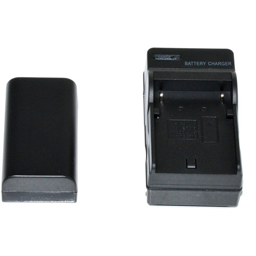 ProAm USA Canon BP-915 Equivalent 2000mAh Battery & Charger