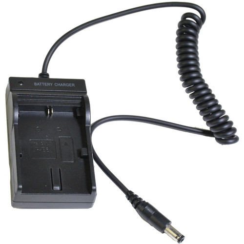 ProAm USA Canon LP-E6 Battery Plate for 12V Monitor/LED Light