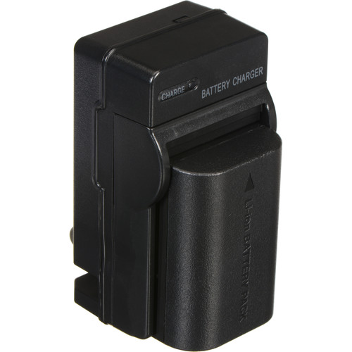 ProAm USA Canon LP-E6 Equivalent 2000mAh Lithium-Ion Battery and Charger
