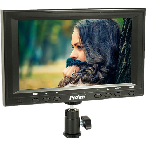 "ProAm USA Iris 7"" LCD Video Monitor"