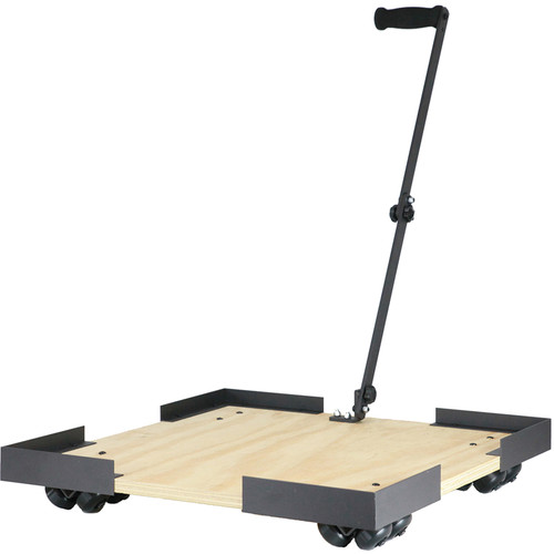 ProAm USA SolidTrax Universal Platform Dolly