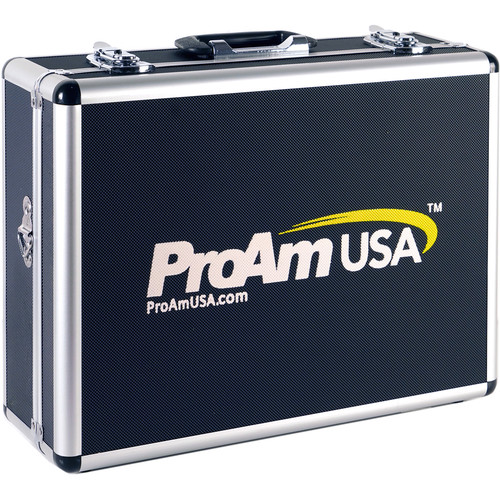 ProAm USA Hard Carrying Case For Cameras, TigerTilt, Digipilot, LCD Monitors & More