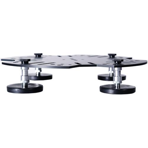 ProAm USA Modus Camera Mounting System - Platform With Vehicle Magnets & Case