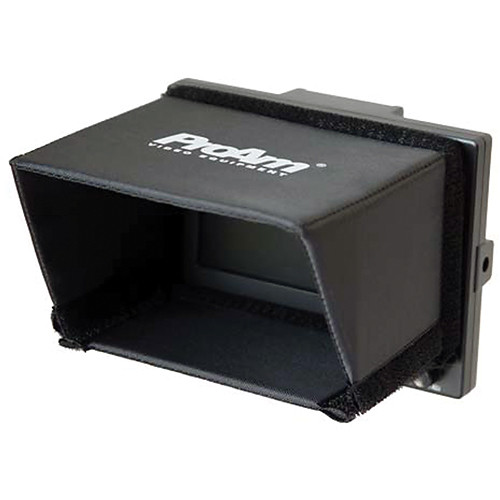 "ProAm USA 5"" LCD Video Monitor Hood / Sunshade"