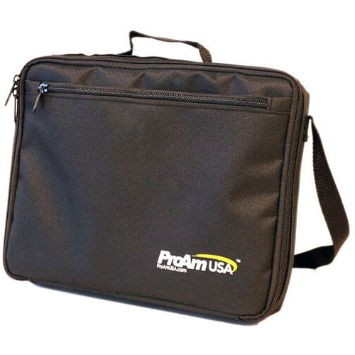 "ProAm USA Soft Padded Carrying Case for 5 to 7"" LCD Monitor Kit (Deep)"