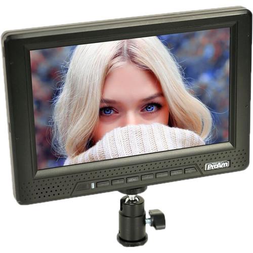 """ProAm USA 7"""" Iris Pro 2 On-Camera Monitor"""