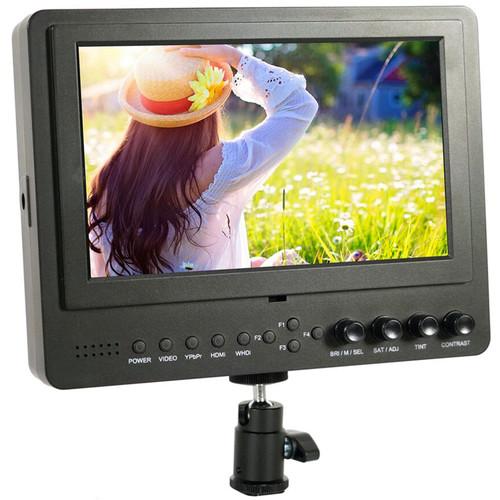 """ProAm USA 7"""" Iris Pro Wireless HD On Camera/Crane LCD Monitor"""