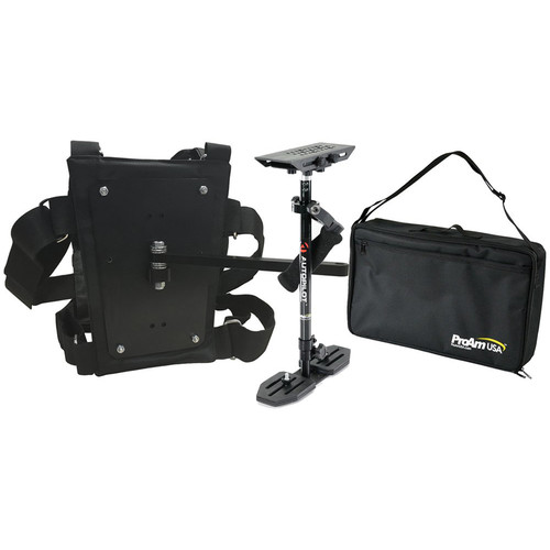 ProAm USA Autopilot Stabilizer Kit with Carrying Bag and Vest