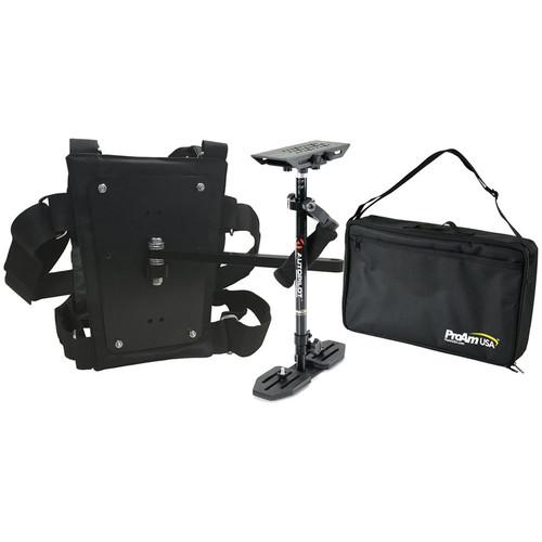 ProAm USA Autopilot Stabilizer, Carrying Bag, and Vest Kit