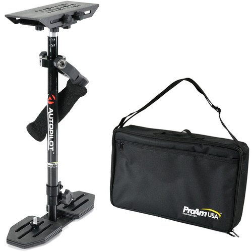 ProAm USA Autopilot Camera Gimbal Stabilizer and Bag Kit