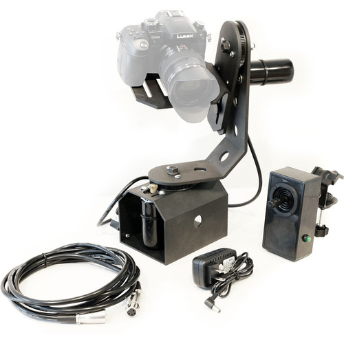 ProAm USA TigerTilt Motorized Pan/Tilt Head with Joystick Remote Control