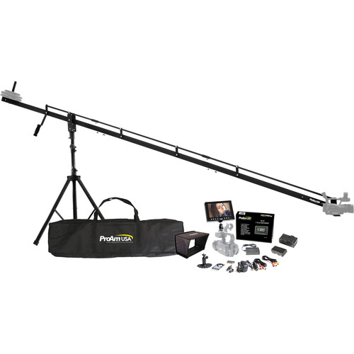 ProAm USA Orion DVC200 12' Camera Crane Production Package