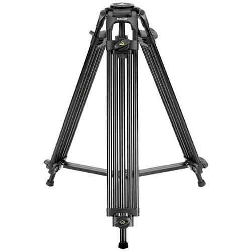 ProAm USA Professional Tandem-Leg Video Tripod with 75mm Bowl Mount
