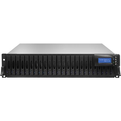Proavio DS240FS 21.6TB (24 x 900GB) 24-Bay SAS HDD RAID Array with Dual Controllers