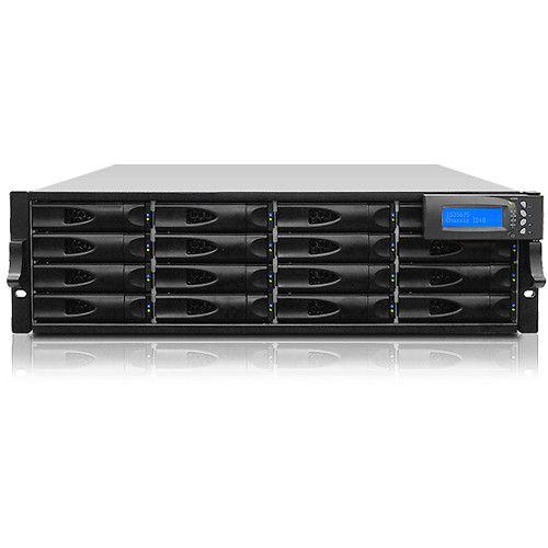 Proavio DS316JS 96TB 16-Bay SAS-3 RAID Array with PCIe Controller Card (16 x 6TB)