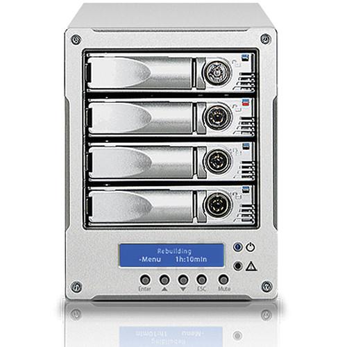 Proavio 12TB EB400CR 4-Bay Desktop Storage System