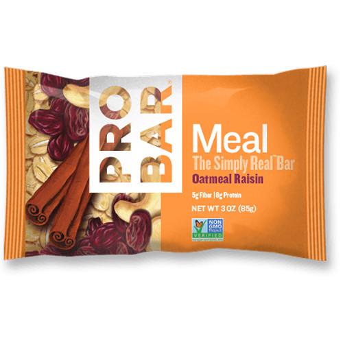 PROBAR Meal Bar (Oatmeal Raisin, 12-Pack)