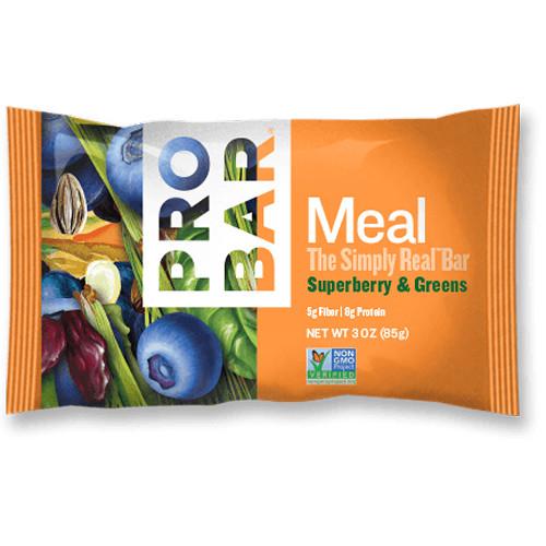 PROBAR Meal Bar (Superberry & Greens, 12-Pack)