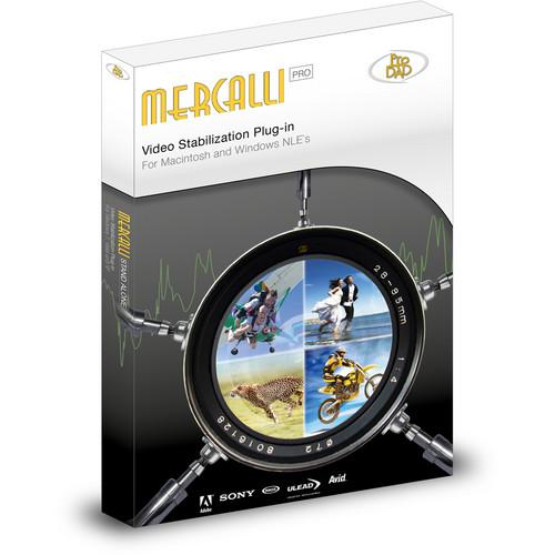 proDAD Mercalli V2 Pro - Video Stabilization Software