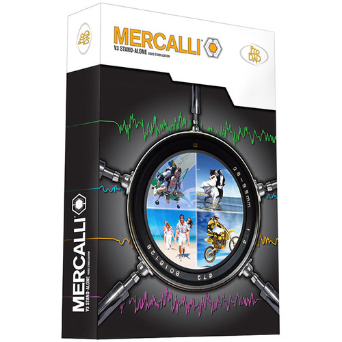 proDAD Mercalli V3 SAL - Standalone Video Stabilization Software