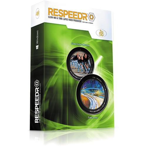 proDAD ReSpeedr Super Slow-Motion & Time-Lapse Producer