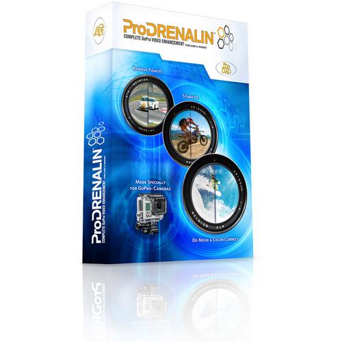 proDAD ProDRENALIN V1 Fisheye / Artifact Correction for GoPro