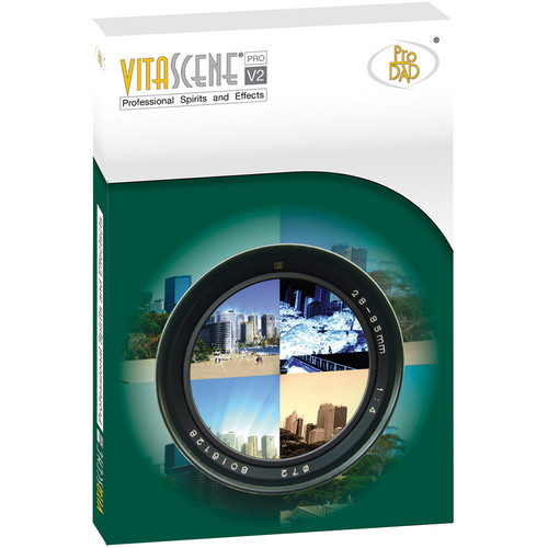 proDAD Vitascene V2 LE Video Effects