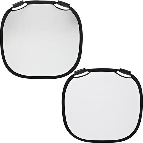 "Profoto Collapsible Reflector - Silver/White - 33"""