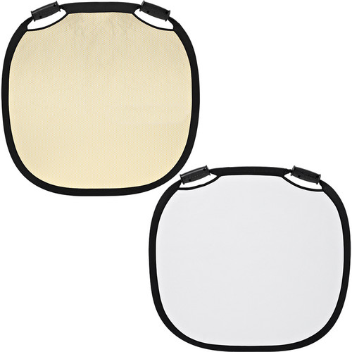 """Profoto Collapsible Reflector - Sunsilver/White - 33"""""""