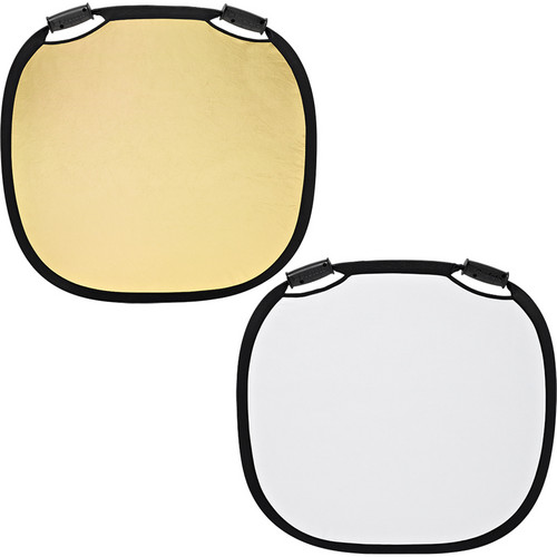 Profoto Collapsible Reflector - Gold/White - 47""