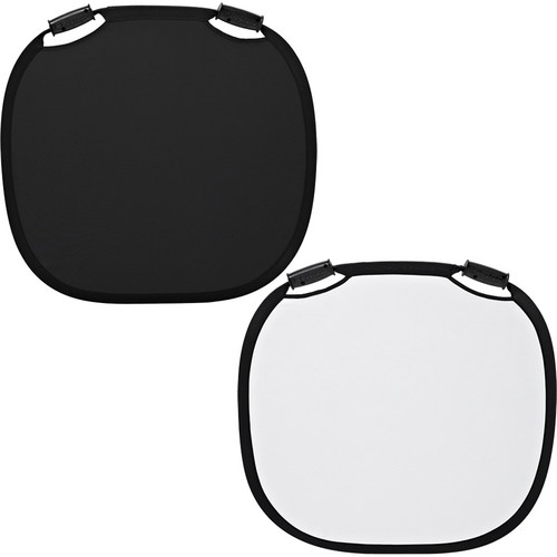 Profoto Collapsible Reflector - Black/White - 47""