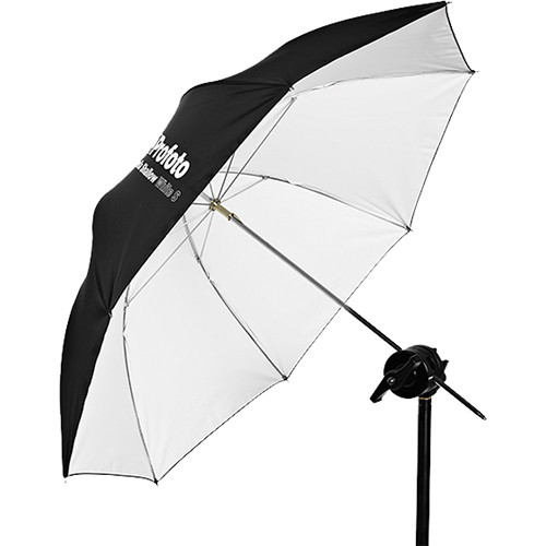 "Profoto Shallow White Umbrella (Small, 33"")"