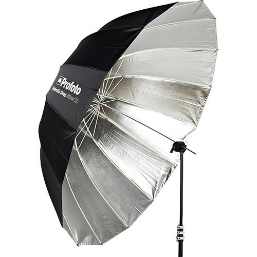 "Profoto Deep Silver Umbrella (Extra Large, 65"")"