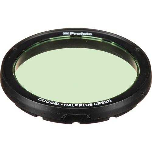Profoto Clic Gel (Half Plus Green)