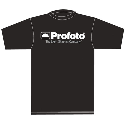 Profoto T-Shirt (Large, Black)