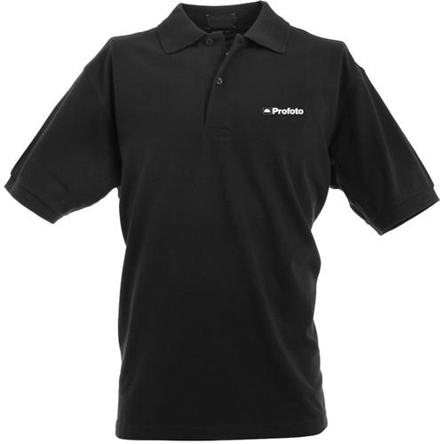 Profoto Polo Shirt (Large, Black)