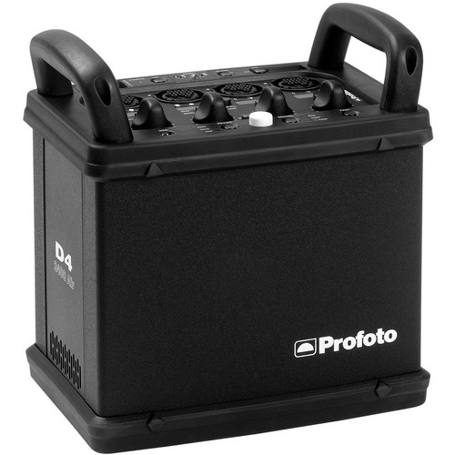 Profoto D4 Air 2400Ws Power Pack (90-240VAC)