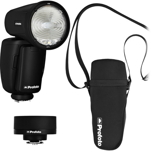 Profoto A1X Off-Camera Flash Kit with Connect for FUJIFILM