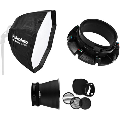 Profoto OCF/RFi Accessory Package #1 for B10 or B10 Plus Single Head Kit
