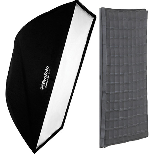 Profoto RFi 4.0 x 6.0' Softbox with Grid Kit
