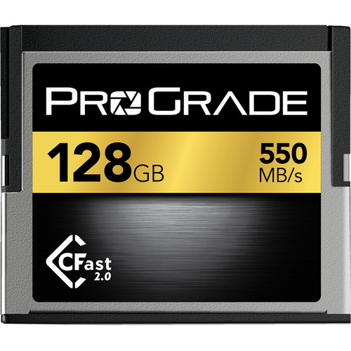 ProGrade Digital 128GB CFast 2.0 Memory Card