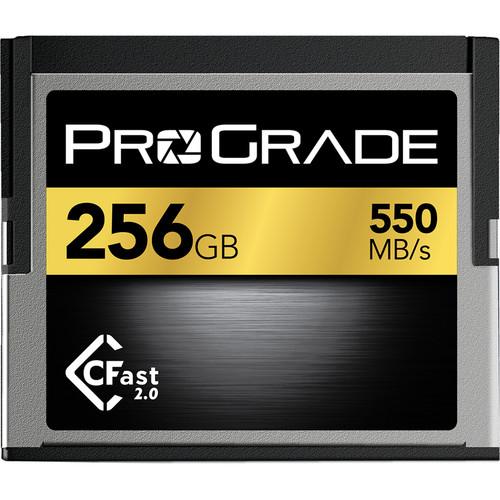 ProGrade Digital 256GB CFast 2.0 Memory Card